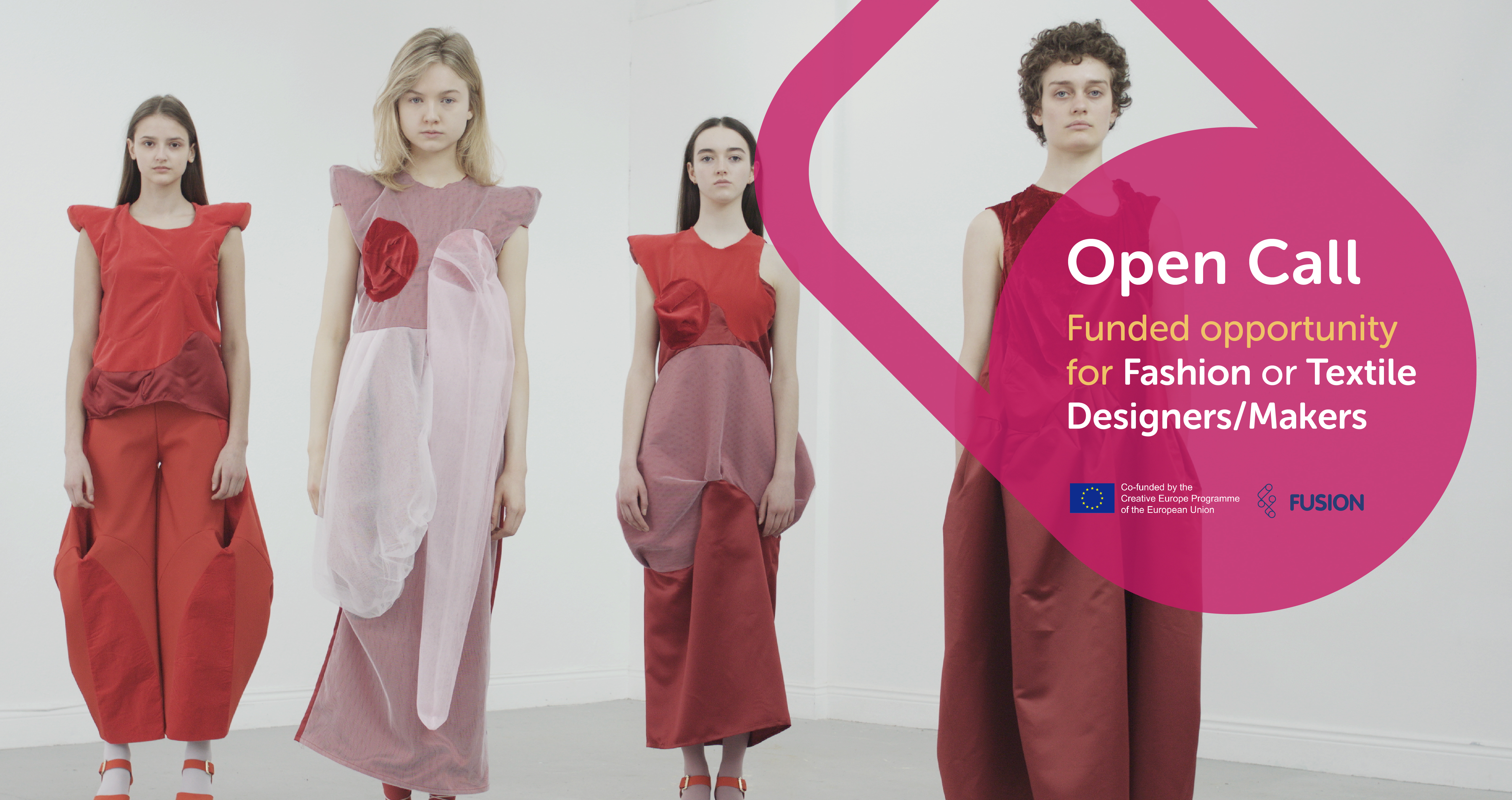 FUNDED OPPORTUNITY for Fashion or Textile Designers/Makers