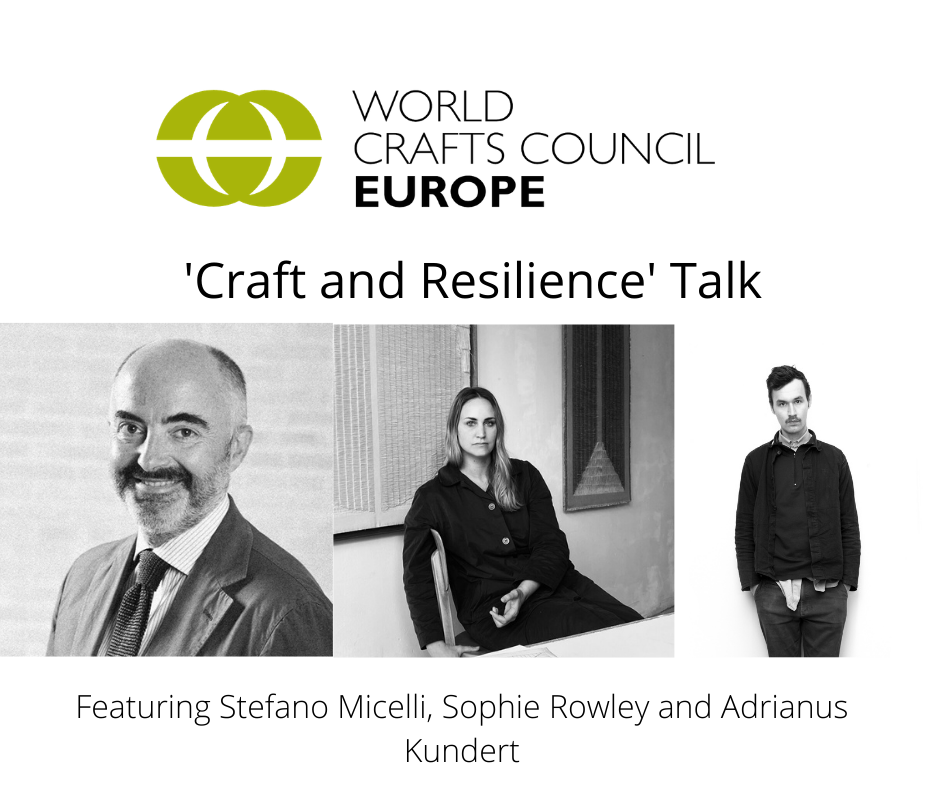 Craft and Resilience Conference – WCC Europe GA