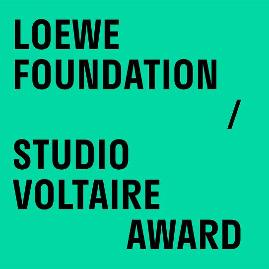 LOEWE FOUNDATION / Studio Voltaire Award