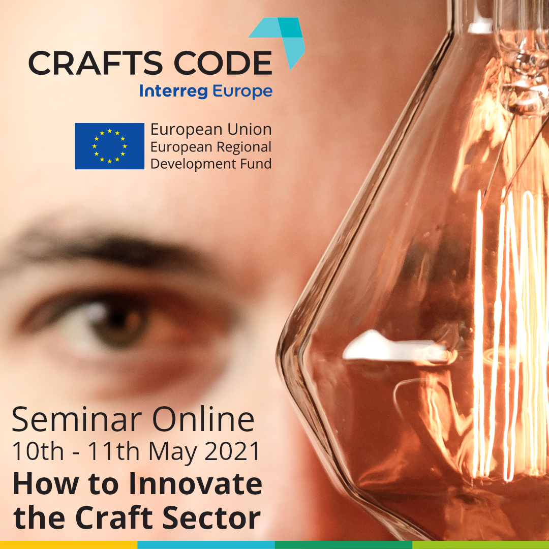 CRAFTS CODE 'How to innovate the craft sector' seminar