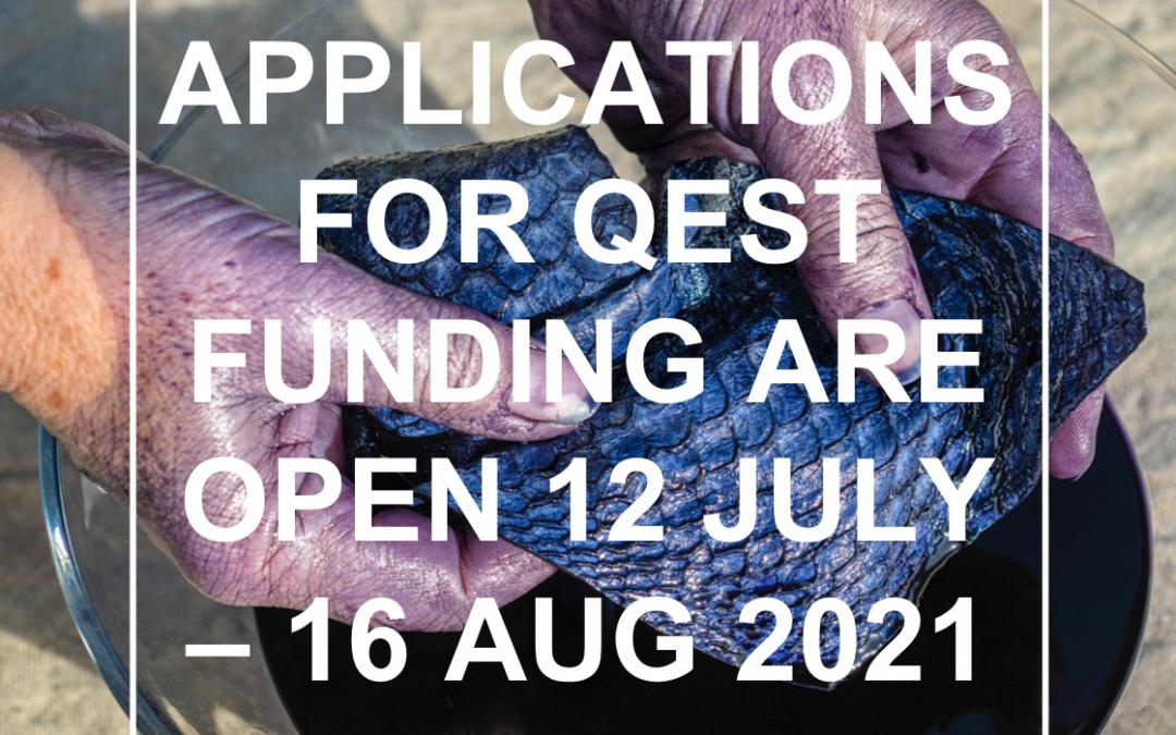 Open call: The Queen Elizabeth Scholarship Trust (QEST)